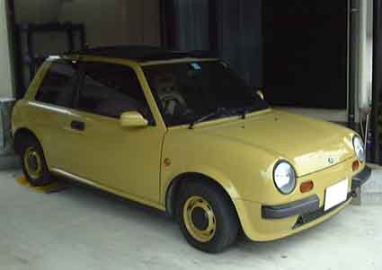 Nissan BE-1 1987 - 1989 Coupe #2