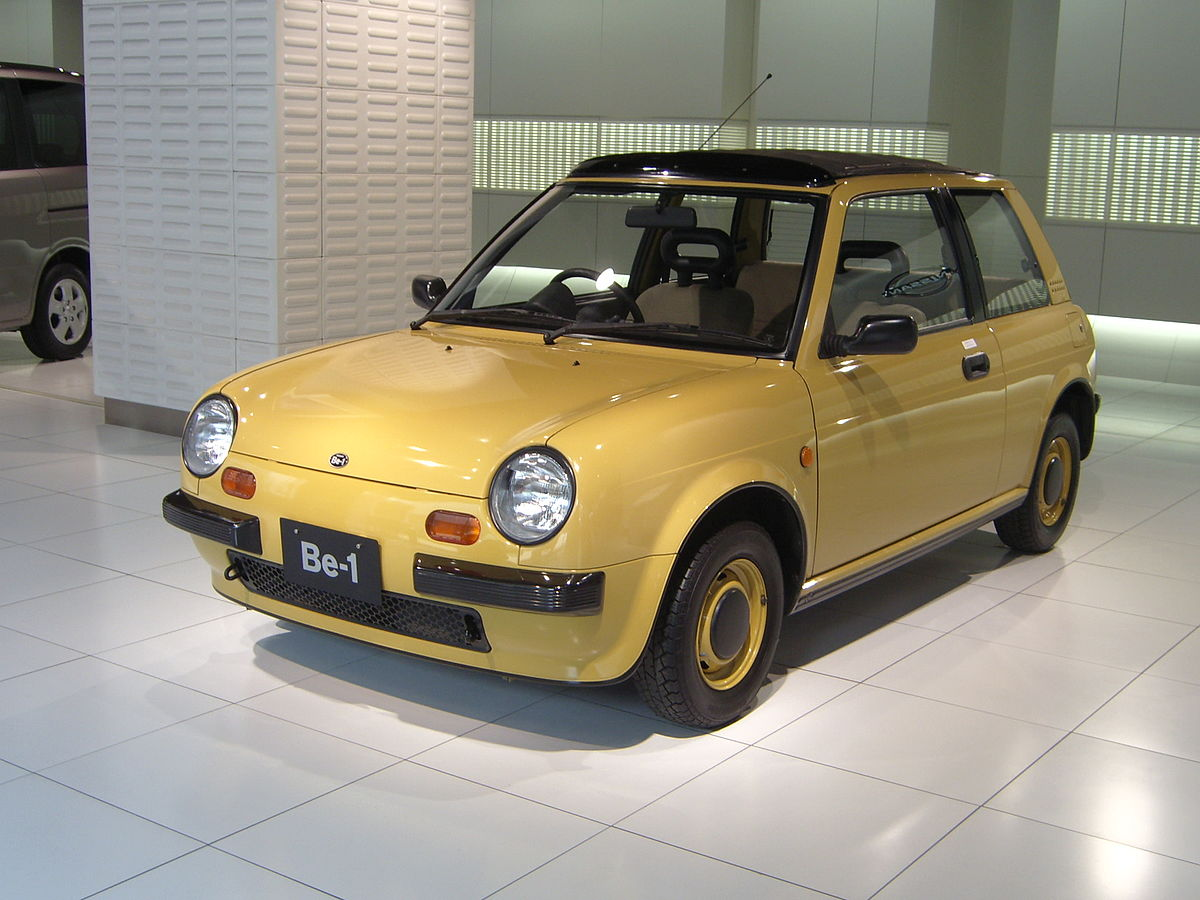Nissan BE-1 1987 - 1989 Coupe #1