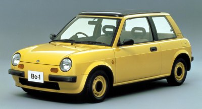 Nissan BE-1 1987 - 1989 Coupe #7