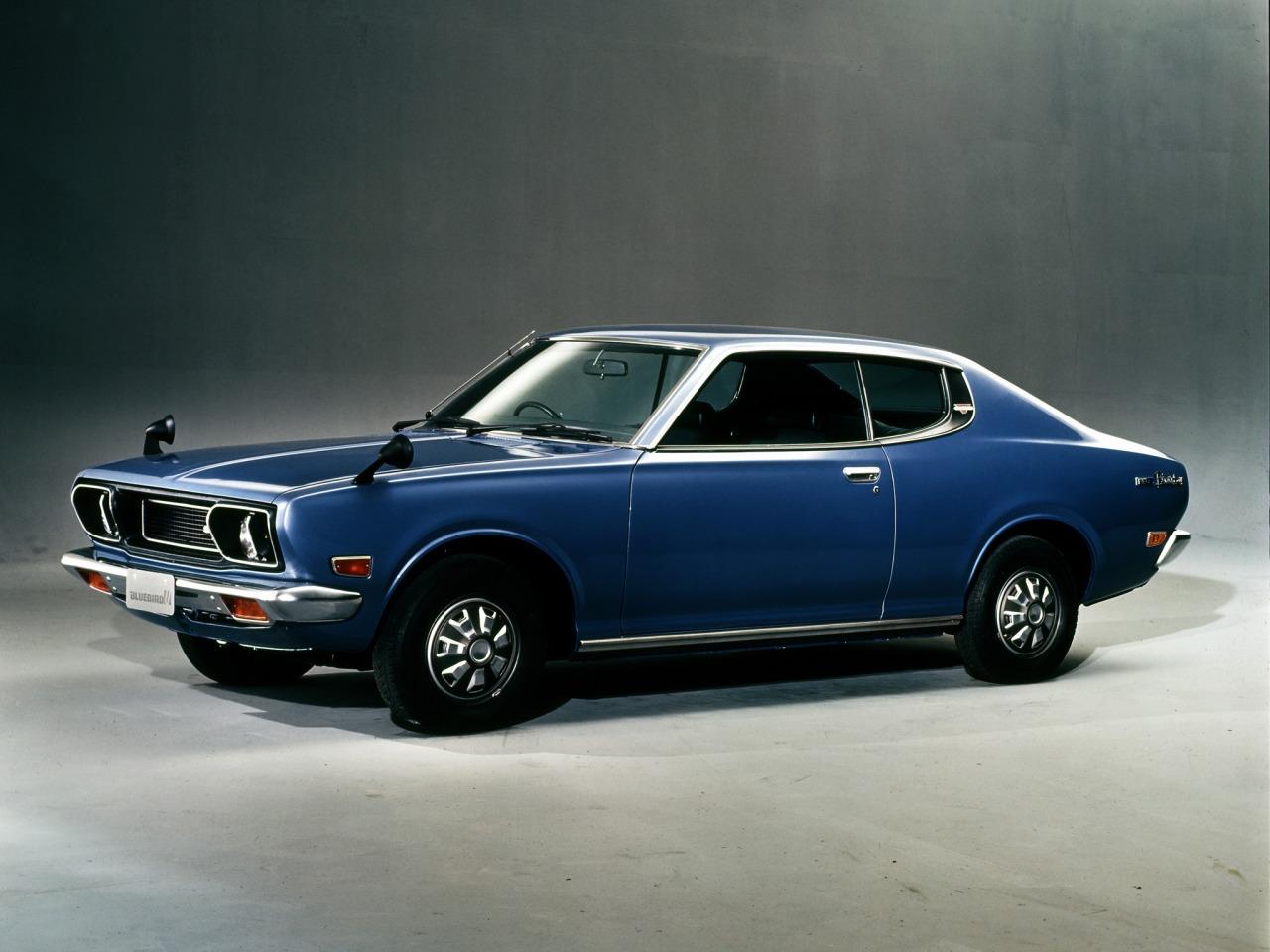 Nissan Bluebird IV (610) 1971 - 1976 Sedan #5