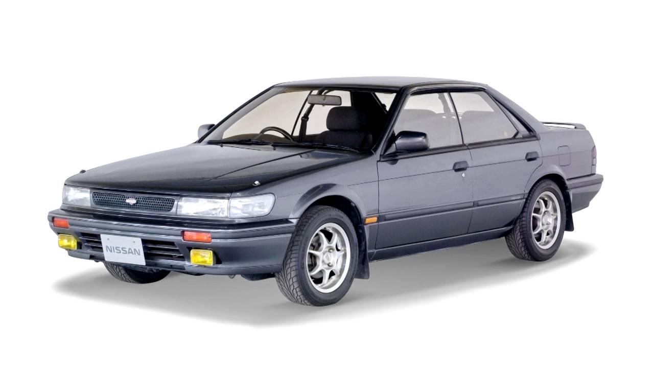 Nissan Bluebird IX (U12) 1987 - 1991 Sedan #8
