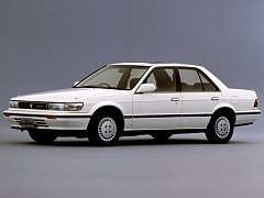 Nissan Bluebird IX (U12) 1987 - 1991 Sedan #6