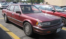 Nissan Maxima I (G910) 1981 - 1984 Sedan #2