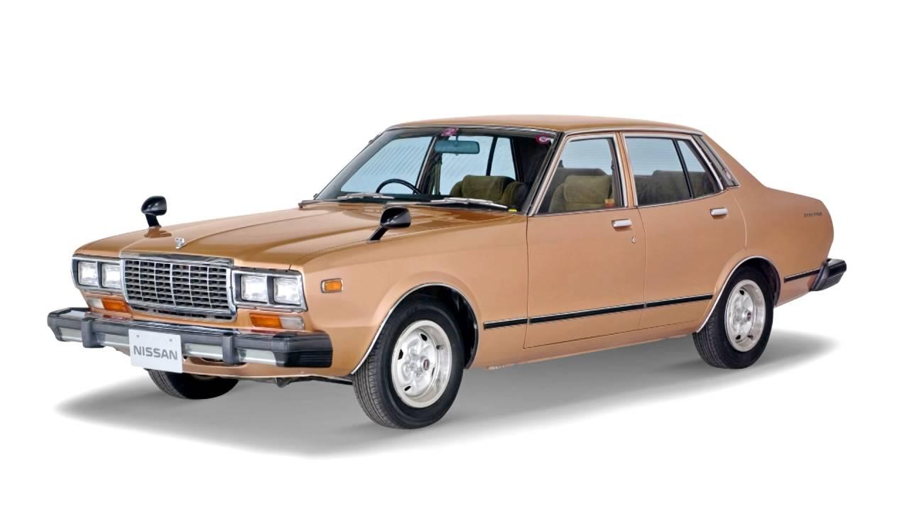 Nissan Bluebird V (810) 1976 - 1979 Sedan #7