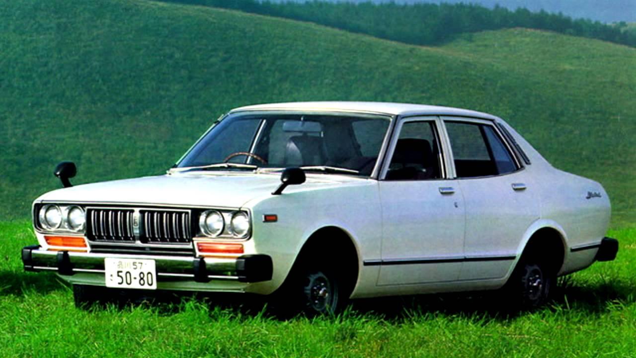 Nissan Bluebird V (810) 1976 - 1979 Sedan #6