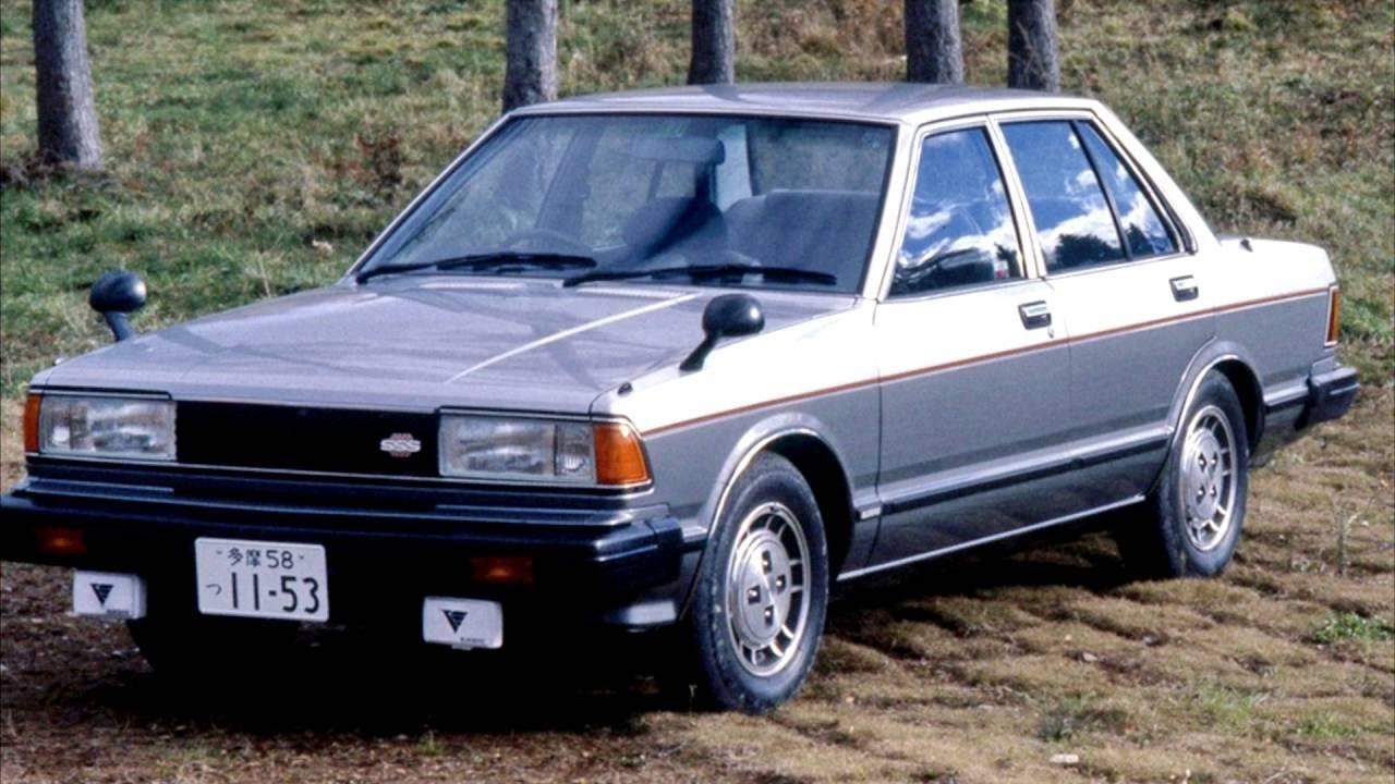 Nissan Bluebird VI (910) 1979 - 1983 Sedan #8