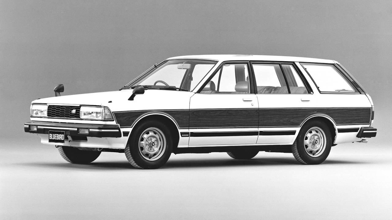 Nissan Bluebird VI (910) 1979 - 1983 Sedan #5