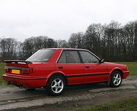 Nissan Bluebird VIII (T12, T72) 1985 - 1990 Hatchback 5 door #8