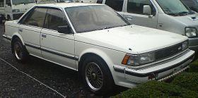 Nissan Bluebird VII (U11) 1983 - 1990 Station wagon 5 door #7