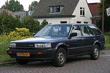 Nissan Bluebird VII (U11) 1983 - 1990 Station wagon 5 door #6