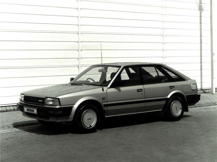 Nissan Bluebird VIII (T12, T72) 1985 - 1990 Hatchback 5 door #1