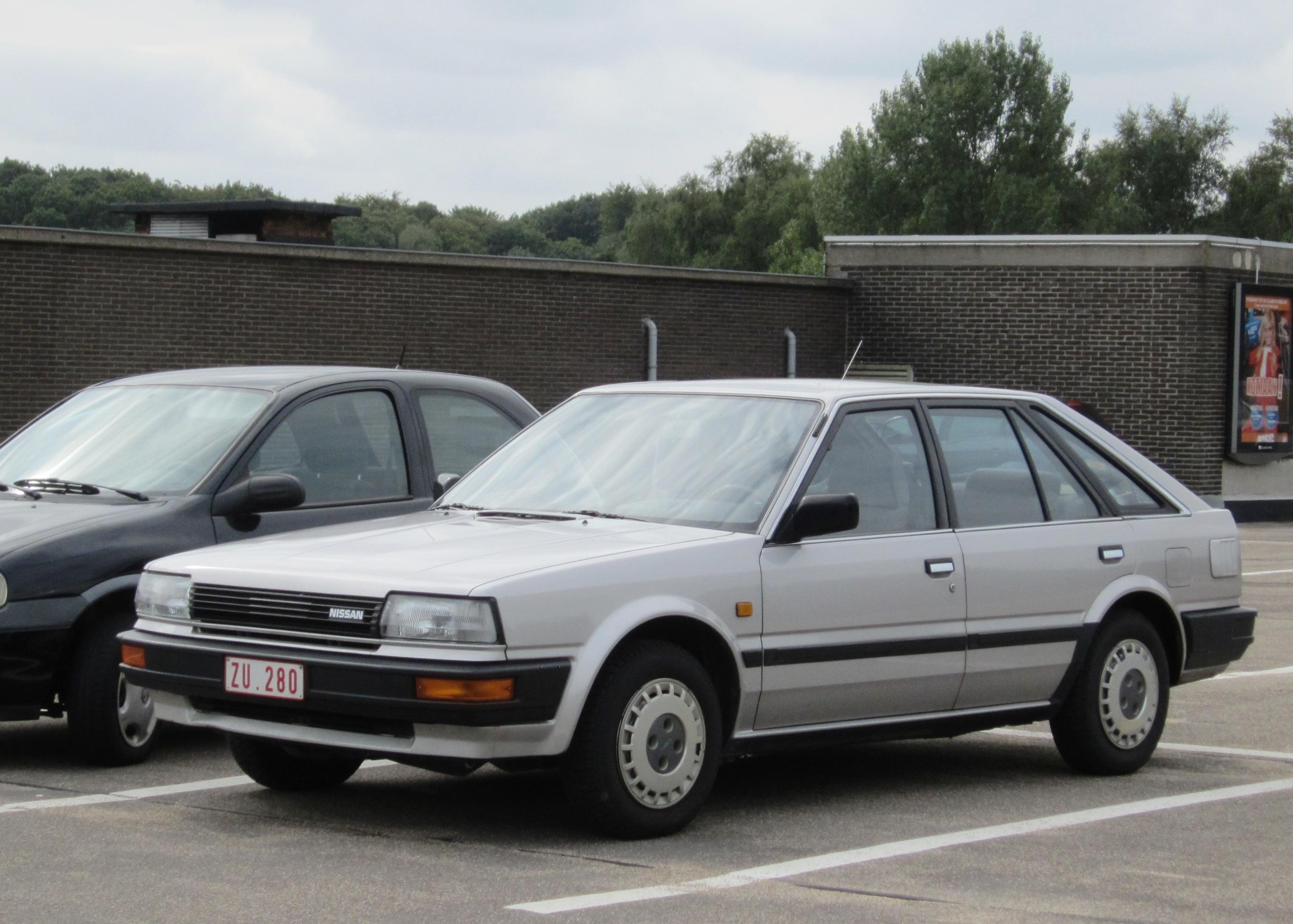 Nissan Bluebird VIII (T12, T72) 1985 - 1990 Hatchback 5 door #6