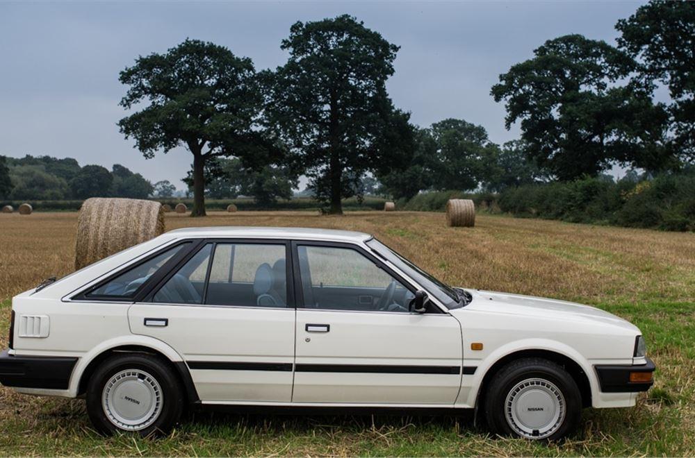 Nissan Bluebird VIII (T12, T72) 1985 - 1990 Hatchback 5 door #5