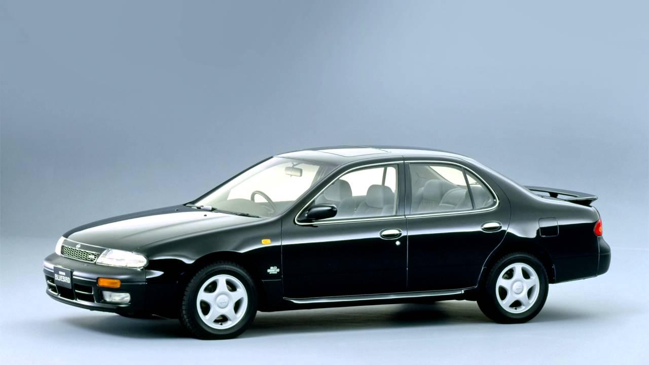 Nissan Bluebird X (U13) 1991 - 1997 Sedan #2