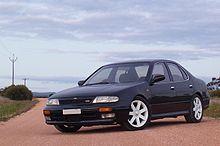 Nissan Bluebird X (U13) 1991 - 1997 Sedan #4