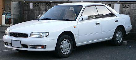 Nissan Bluebird X (U13) 1991 - 1997 Sedan #3