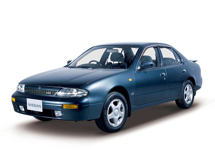 Nissan Bluebird X (U13) 1991 - 1997 Sedan #1