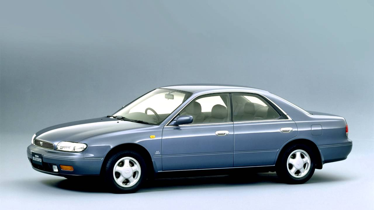 Nissan Bluebird X (U13) 1991 - 1997 Sedan #6