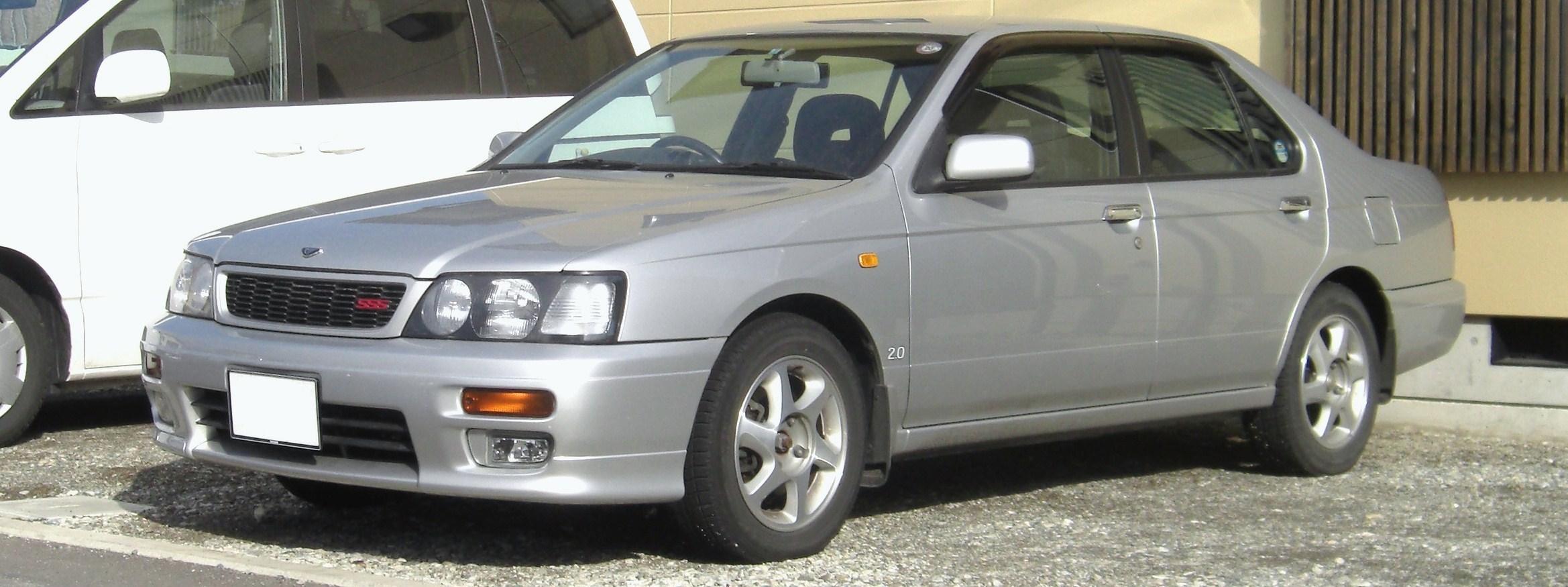 Nissan Bluebird XI (U14) 1996 - 2001 Sedan #2