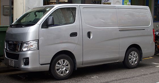 Nissan Caravan II (E23) 1980 - 1986 Minivan #1