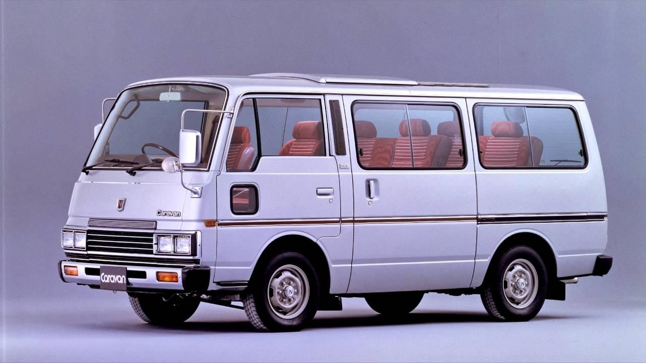 Nissan Caravan II (E23) 1980 - 1986 Minivan #6