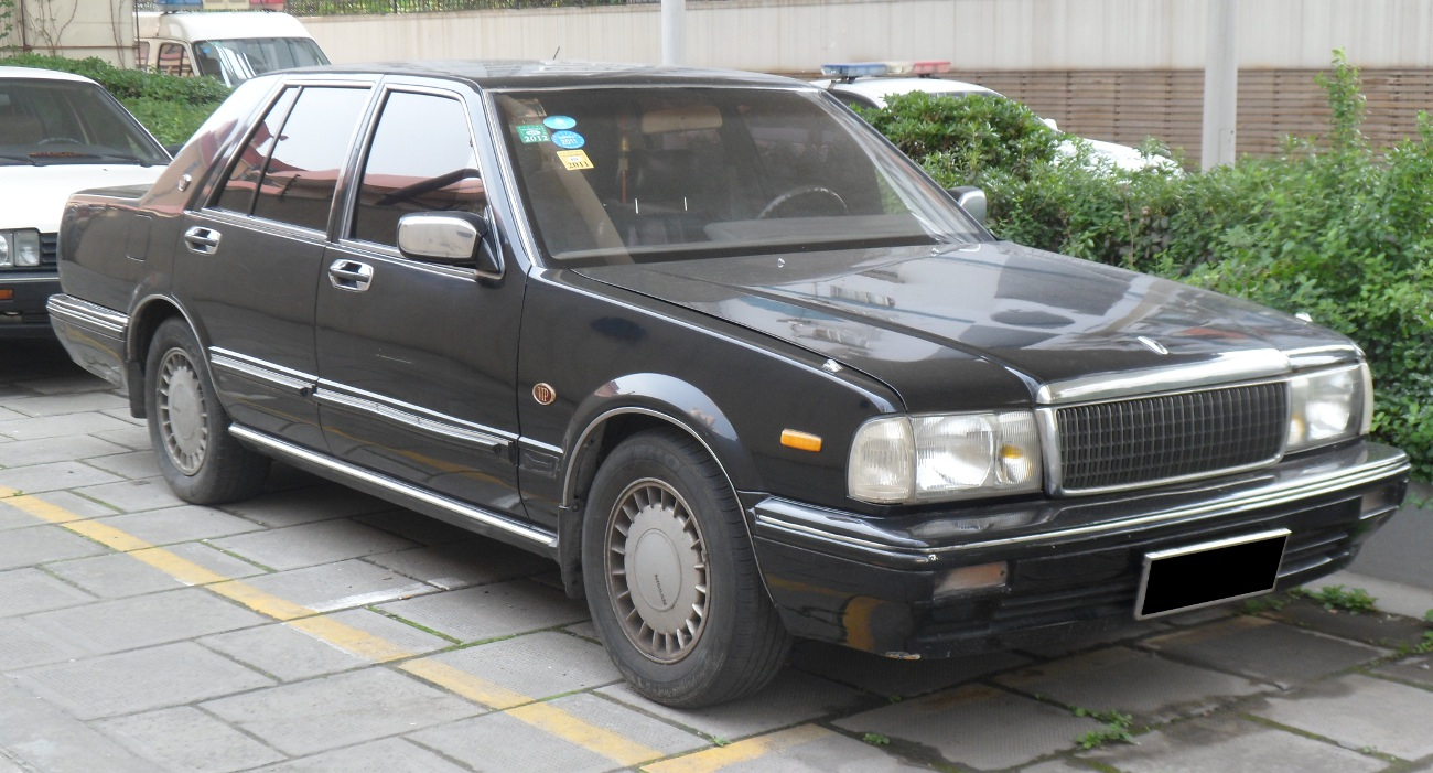 Nissan Cima I (Y31) 1988 - 1991 Sedan-Hardtop #3