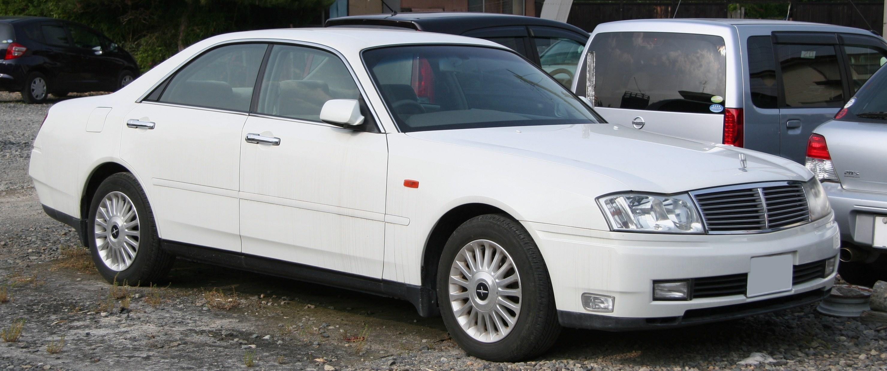 Nissan Cedric X (Y34) 1999 - 2004 Sedan #1