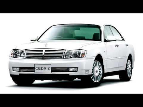 Nissan Cedric X (Y34) 1999 - 2004 Sedan #4