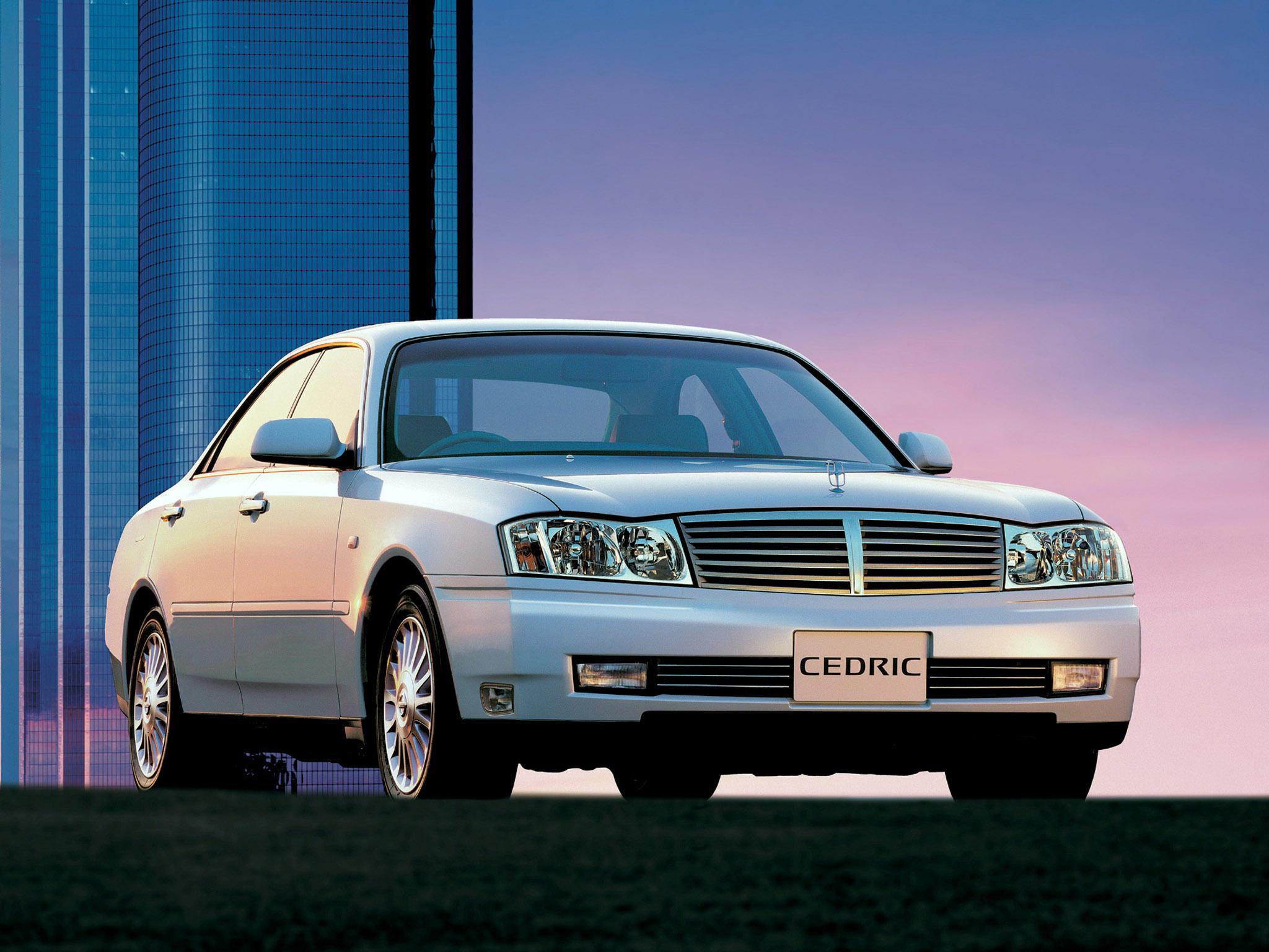 Nissan Cedric X (Y34) 1999 - 2004 Sedan #2