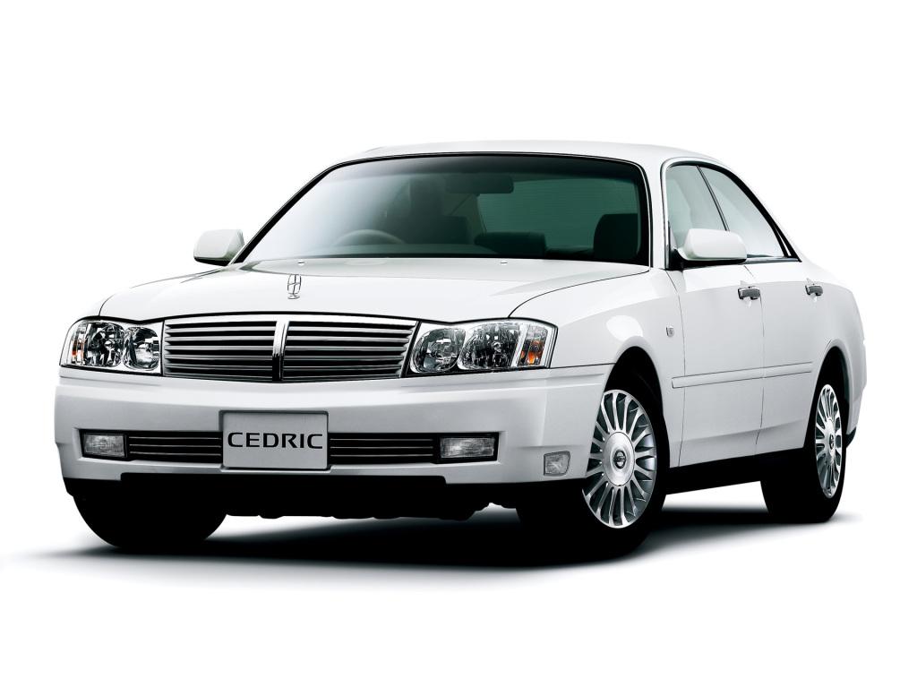 Nissan Cedric X (Y34) 1999 - 2004 Sedan #3