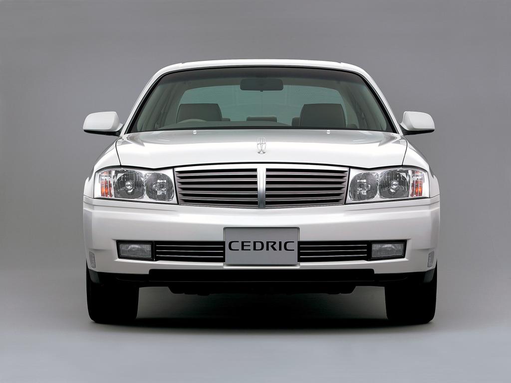 Nissan Cedric X (Y34) 1999 - 2004 Sedan #5