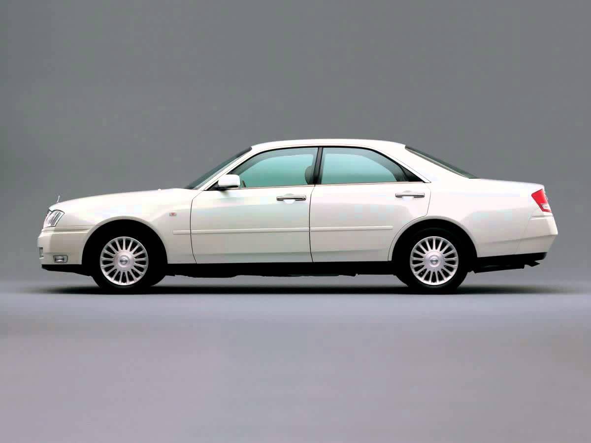 Nissan Cedric X (Y34) 1999 - 2004 Sedan #6