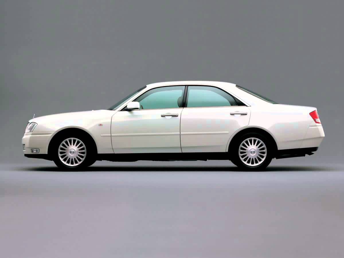 Nissan Gloria XI (Y34) 1999 - 2004 Sedan #6