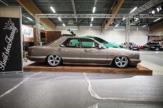 Nissan Cima I (Y31) 1988 - 1991 Sedan-Hardtop #5