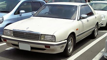Nissan Cima I (Y31) 1988 - 1991 Sedan-Hardtop #6