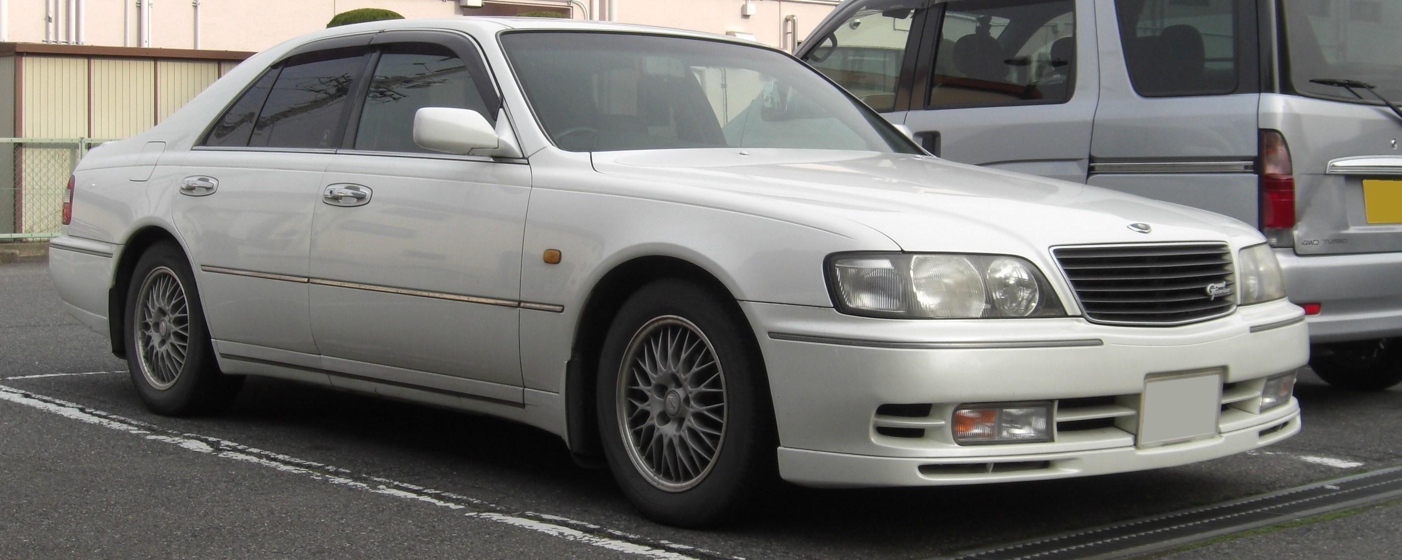 Nissan Cima I (Y31) 1988 - 1991 Sedan-Hardtop #1