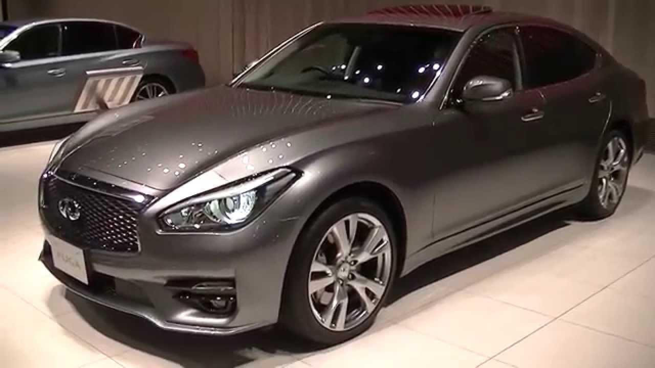 Nissan Cima V (Y51) 2012 - now Sedan #5