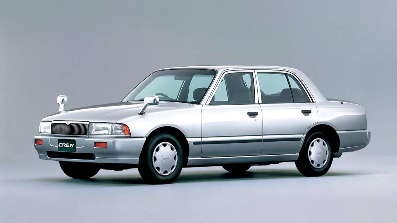 Nissan Crew 1993 - 2009 Sedan #7
