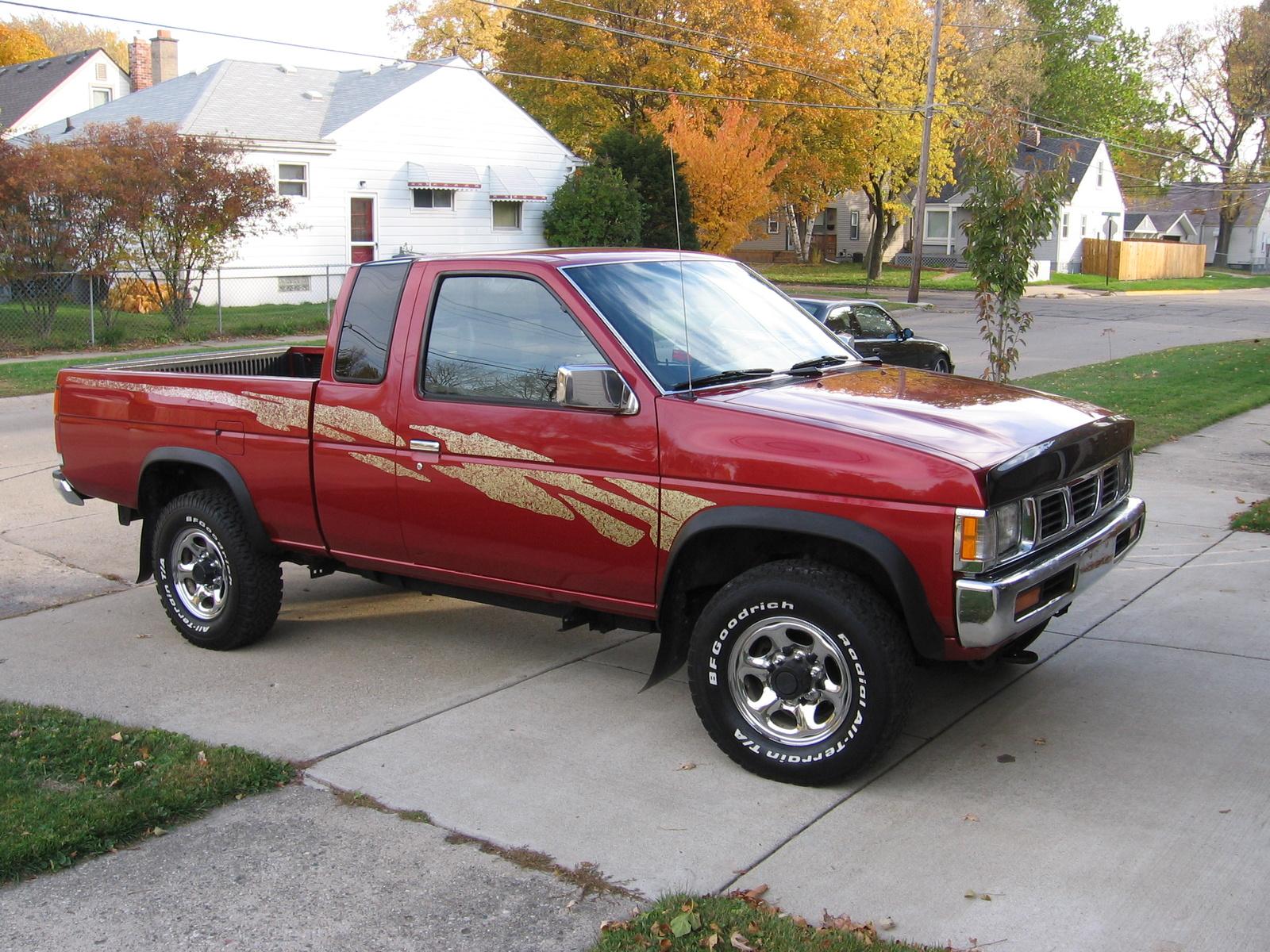 modification auto pickup nissan original ride photos up nates pick info specs