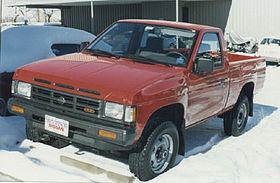 Nissan Navara (Frontier) I (D21) 1985 - 1997 Pickup #4