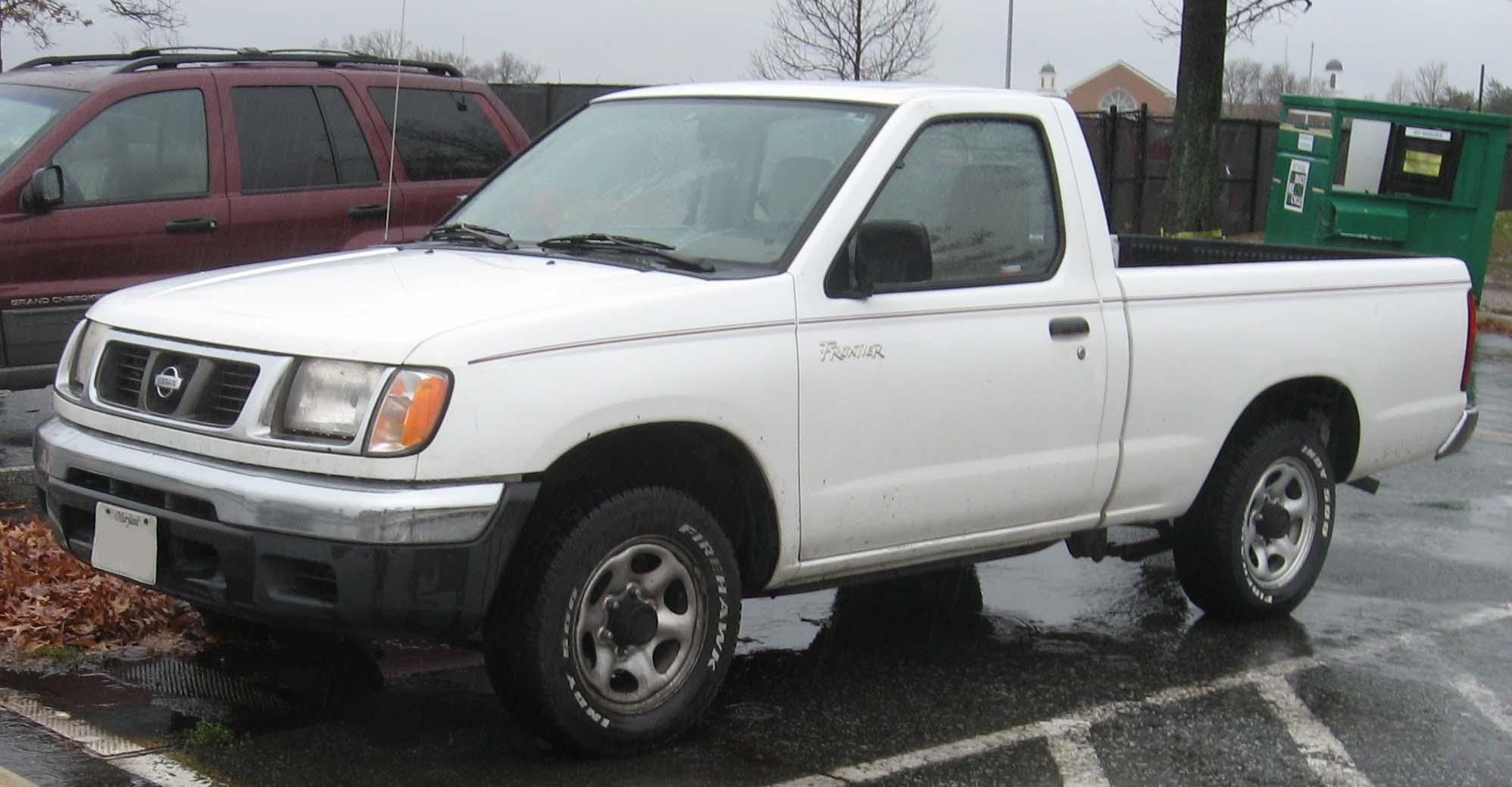 Nissan Navara (Frontier) II (D22) 1997 - 2004 Pickup #6