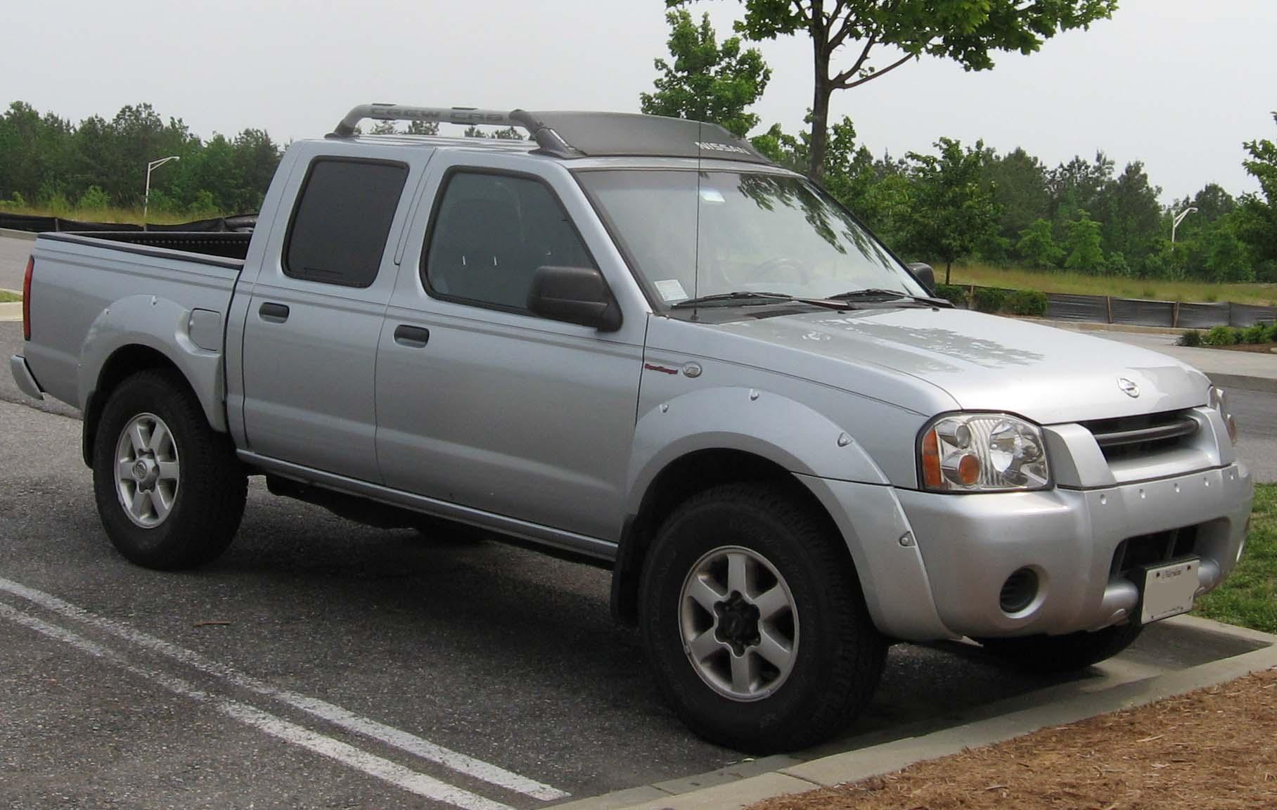 Nissan Navara (Frontier) II (D22) 1997 - 2004 Pickup #5
