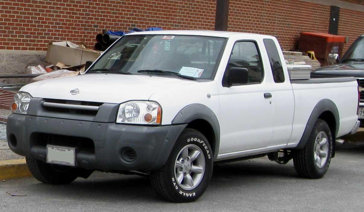 Nissan Navara (Frontier) II (D22) 1997 - 2004 Pickup #8