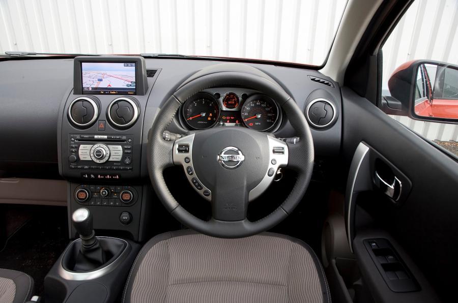 Nissan Dualis 2007 - 2014 Hatchback 5 door #8