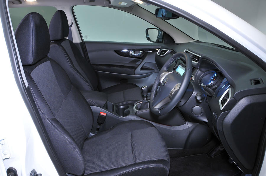 Nissan Dualis 2007 - 2014 Hatchback 5 door #7