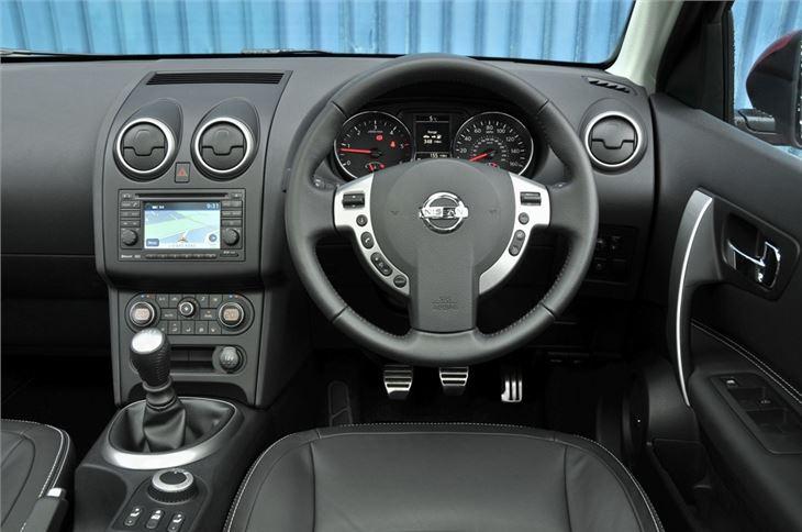 Nissan Dualis 2007 - 2014 Hatchback 5 door #6