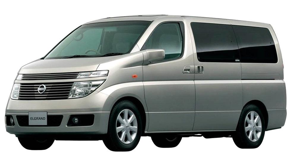 Nissan Elgrand I (E50) 1997 - 2002 Minivan :: OUTSTANDING CARS