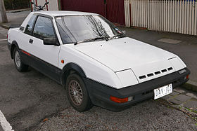 Nissan Pulsar II (N12) 1982 - 1986 Cabriolet #8