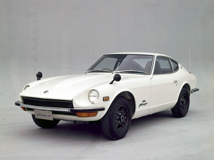 Nissan Fairlady Z I (S30) 1969 - 1978 Coupe #1