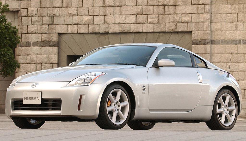 Nissan Fairlady Z V (Z33) 2002 - 2008 Coupe #2